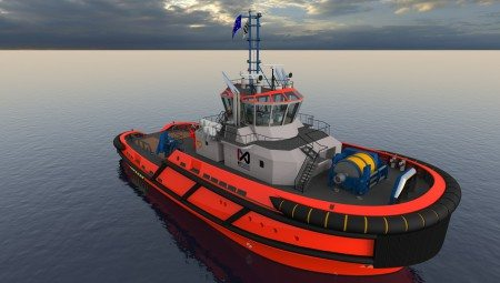 Infield Service Vessel - Towage