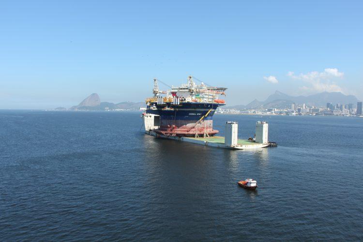 Arendal Spirit in Brazil (3)