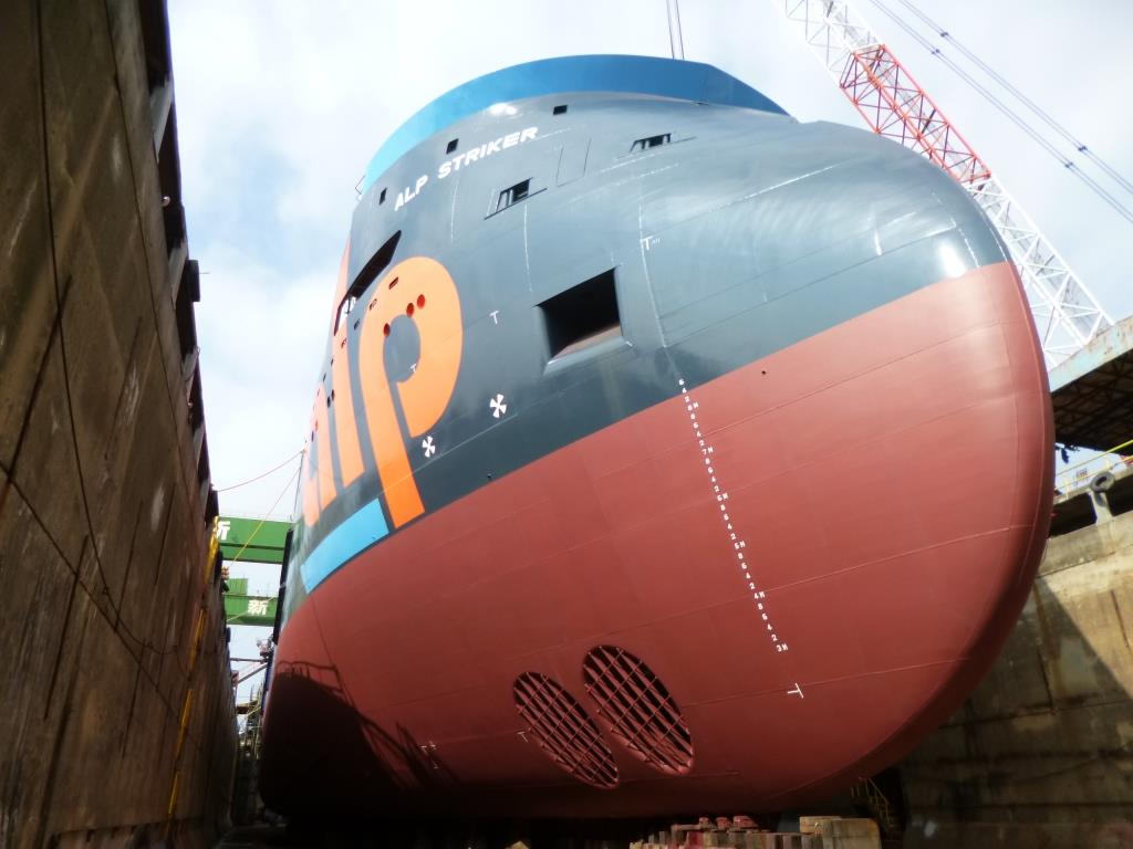 ALP-Striker-Launch-Ocean-Towing