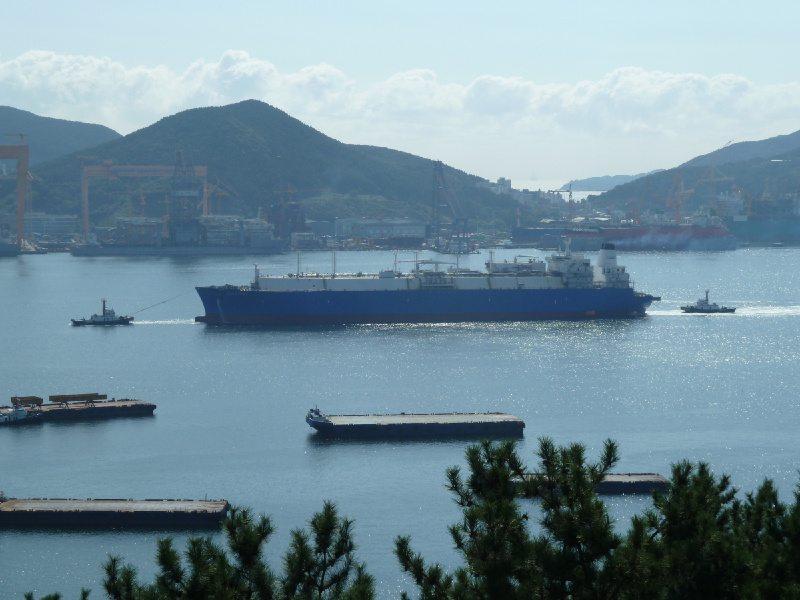 Creole-Spirit-Sea-Trials-LNG-MEGI