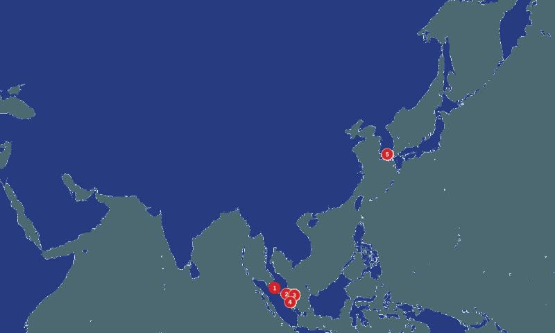 Teekay-ship-to-ship-Asia-map