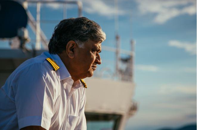 captain Vinay