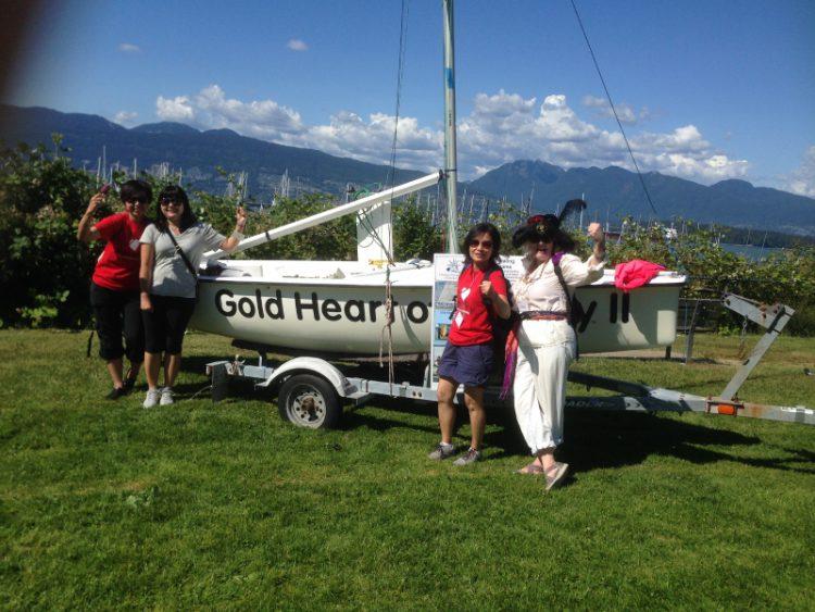 teekay volunteers boat for hope
