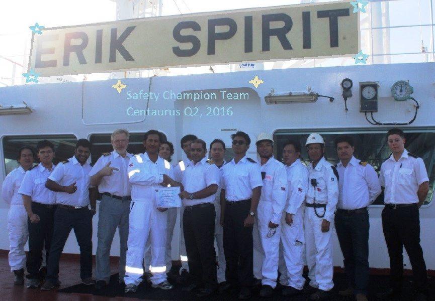 Erik Spirit Team