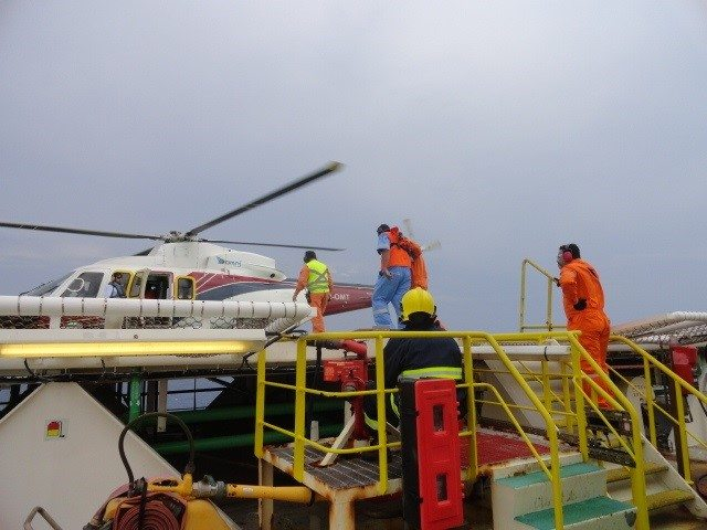 piranema rescue   teekay